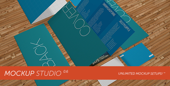 MockUp Studio (Chrome Browser App) - CodeCanyon Item for Sale