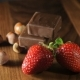 Chocolate, Strawberries And Nuts - VideoHive Item for Sale