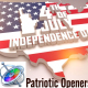 USA Freedom Patriotic Openers Pack-Apple Motion - VideoHive Item for Sale