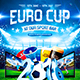 Football Euro Cup Poster vol.1 - GraphicRiver Item for Sale