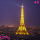 Paris Eiffel Tower 1 - VideoHive Item for Sale