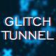 Glitch Tunnel - VideoHive Item for Sale