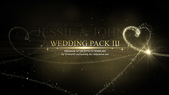 Wedding After Effects Templates From VideoHive - Coming soon after effects template