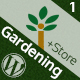 Gardening - WordPress Theme For Landscaping