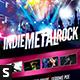 Indie Metal Rock Flyer - GraphicRiver Item for Sale