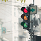 Traffic Light (Flashing Red, Yellow and Green Lights) - VideoHive Item for Sale