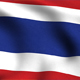 Thailand Flag Background - VideoHive Item for Sale