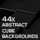 Cube Abstract Backgrounds - GraphicRiver Item for Sale