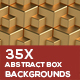 Abstract Box Backgrounds - GraphicRiver Item for Sale