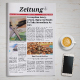 Zeitung Newspaper Template - GraphicRiver Item for Sale