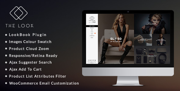 The Look – Clean, Responsive Magento Theme