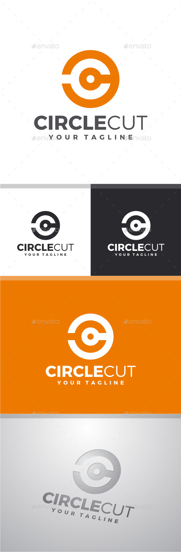 Circle cut letter c logo by yopie graphicriver circle cut letter c logo letters logo templates spiritdancerdesigns Gallery