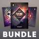 Party Flyer Bundle Vol.30 - GraphicRiver Item for Sale
