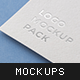 Logo Mockup Pack. Paper Edition - GraphicRiver Item for Sale