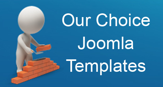 Our Choice Joomla Template(s)