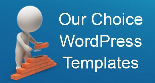 Our Choice WordPress Template(s)
