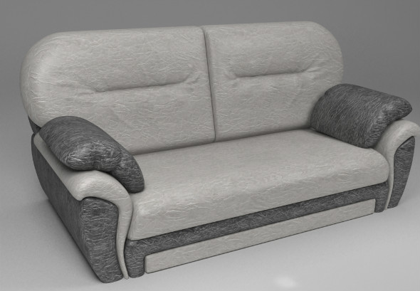Sofa_breeze(black&white) - 3DOcean Item for Sale