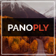 Panoply - Creative One Page Multipurpose PSD Template