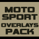 MotoSport Overlays Pack - VideoHive Item for Sale