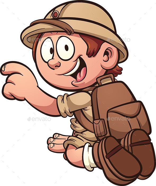 Cartoon Explorer
