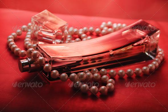Perfume - Stock Photo - Images
