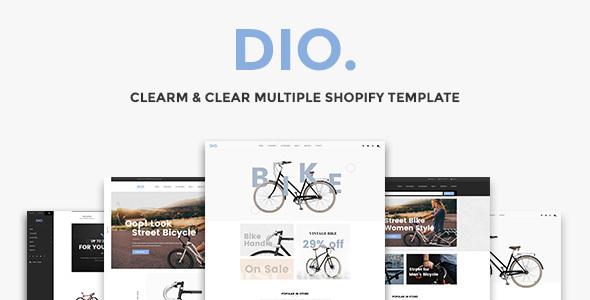 Leo Dio Responsive Prestashop Theme - PrestaShop eCommerce