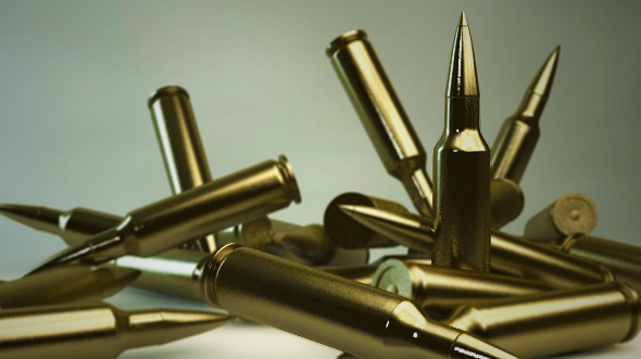 Photo realistic bullet  - 3DOcean Item for Sale
