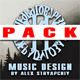 Dark Cinematic Hip-Hop Pack