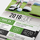 Charity Golf Tournament Flyer - GraphicRiver Item for Sale