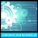 Corporate Gear Backgrounds - VideoHive Item for Sale