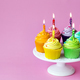 Birthday cupcakes - PhotoDune Item for Sale