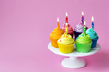 Birthday cupcakes - PhotoDune Item for Sale