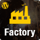 FactoryPress - Factory, Company And Industry WP Theme Nulled