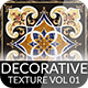 Decorative Texture - Vol 001