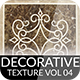 Decorative Texture - Vol 004