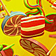 Candy Background - VideoHive Item for Sale