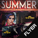 Summer Fest V9 Flyer - GraphicRiver Item for Sale