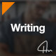 Writing Blog - Personal Blog Nulled