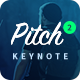 Pitch Vol.2 - Clean & Modern Keynote Template - GraphicRiver Item for Sale