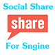 Stylish Social Share Pro For Sngine - CodeCanyon Item for Sale