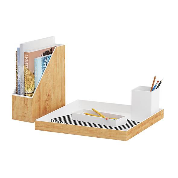 Desk Utensils - 3DOcean Item for Sale