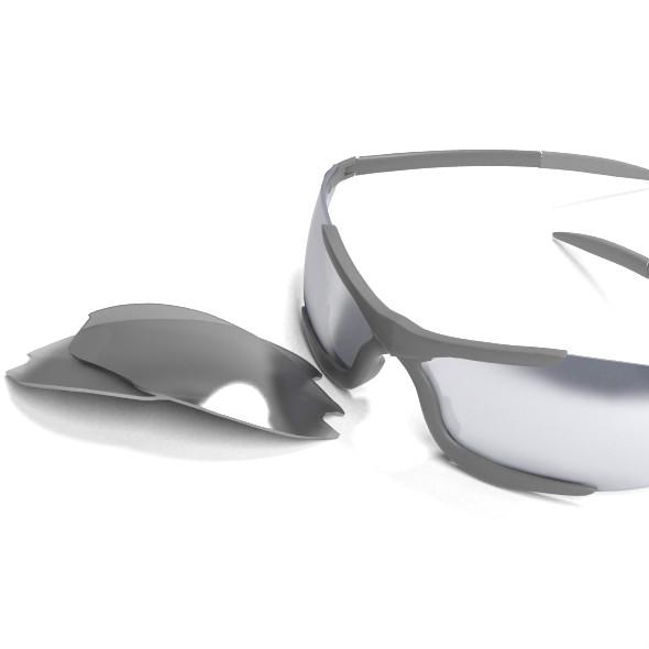 Eyeglasses - 3DOcean Item for Sale