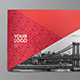 Modern Red Pattern Brochure - GraphicRiver Item for Sale
