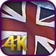 Waving Union Jack Flag - VideoHive Item for Sale