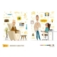Business Characters Scene - GraphicRiver Item for Sale