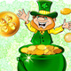 St. Patrick's Day Leprechaun with a Gold - GraphicRiver Item for Sale
