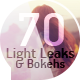 Light Leaks & Bokehs Package - VideoHive Item for Sale
