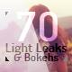 Light Leaks & Bokehs Package - VideoHive Item for Sale
