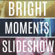 Bright Moments Slideshow - VideoHive Item for Sale