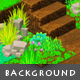 Forest - Isometric Block Tileset - GraphicRiver Item for Sale